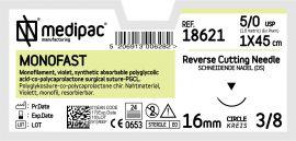 Fire de sutură monofast - PGCL, 24 fire/cutie