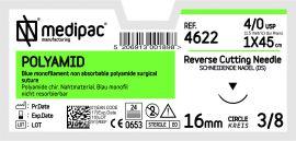Fire de sutură din poliamidă - nylon, 24 fire/cutie