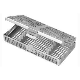 Caseta pentru 7 instrumente cu capac, dimensiuni 180 x 86 x 34 mm, Stoma