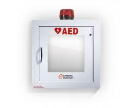 Cutie defibrilator extern automat montabilă pe perete