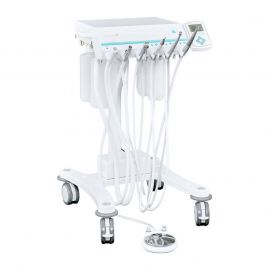 Denta-Cart Clinic - cart stomatologic mobil fără compresor BPR Swiss