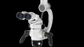 Microscop stomatologic Global A Series cu 6 trepte de magnificație
