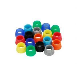 Inele din silicon identificare instrumente cu maner #7 Color Care, SSG