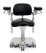 Thronus Brumaba - scaun pentru medic stomatolog
