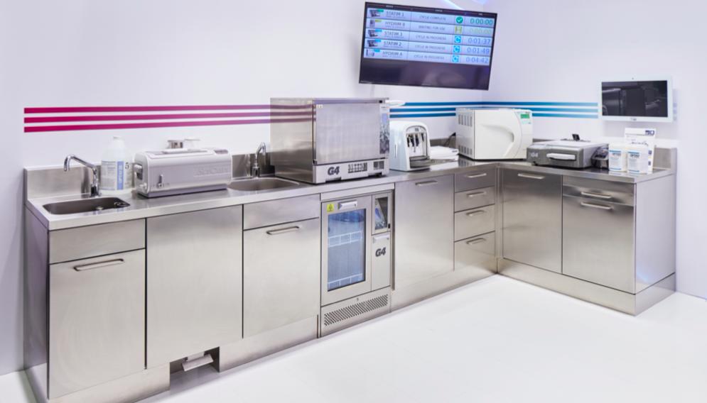 Centrul de sterilizare digitalizat